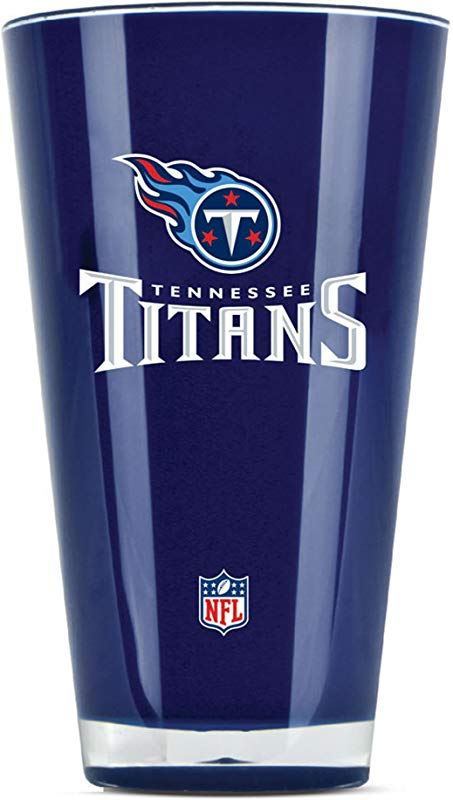 NFL Tennessee Titans 20oz Insulated Acrylic Tumbler
