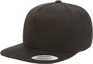 Yupoong Flexfit 6007,6007T 5 Panel Cotton Twill Snapback Hat Cap