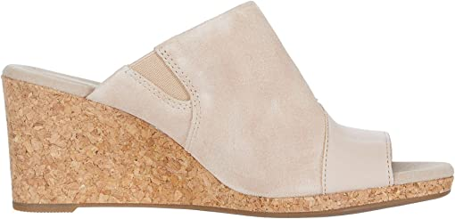 Blush Leather/Suede Combi