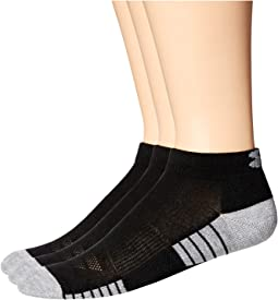 UA Heatgear® Tech Low Cut 3-Pack