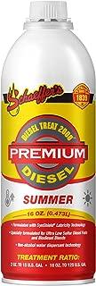 Schaeffer Manufacturing Co. 0137-042S Diesel Treat 2000 Ultra Low Sulfur Summer Premium, 1 pint