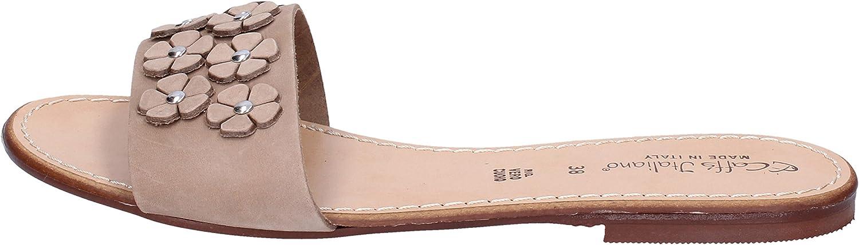 CAFFE' ITALIANO Sandals Womens Brown