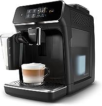 Philips Espressomachine Series 2200 - 3 Koffiespecialiteiten - Eenvoudig LatteGo melksysteem - Touchdisplay - 12 maalstand...