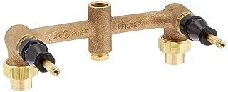 Pfister 00731XA 2-Handle Shower Only Rough-In Valve