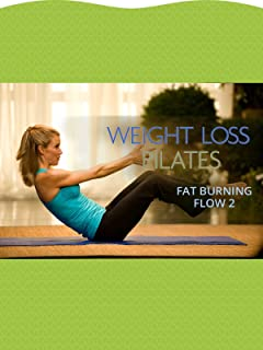 Weight Loss Pilates: Fat-Burning Flow 2