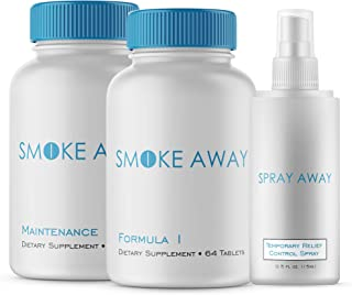 Smoke Away Essential Kit