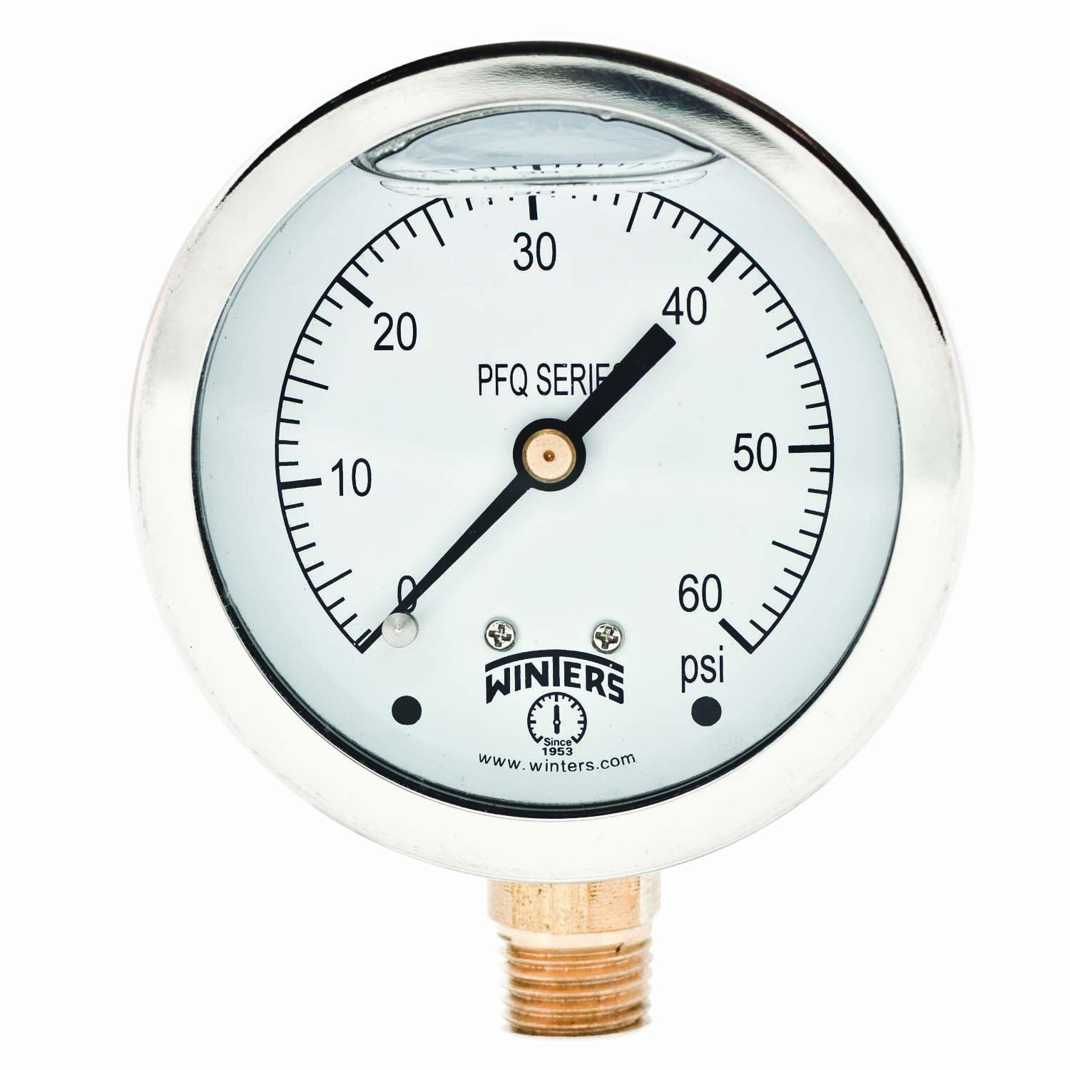 Winters PFQ Series Outlet sale feature Stainless Steel 304 Fille Purchase Liquid Scale Single