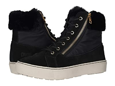 Cougar Dublin Waterproof (Black Suede/Nylon) Women