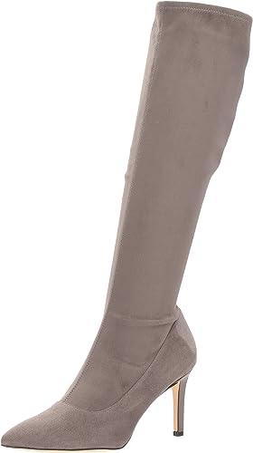Nine West West West Femmes Bottes Couleur gris Dark gris Fabric Taille 41 EU   9.5 Us 196