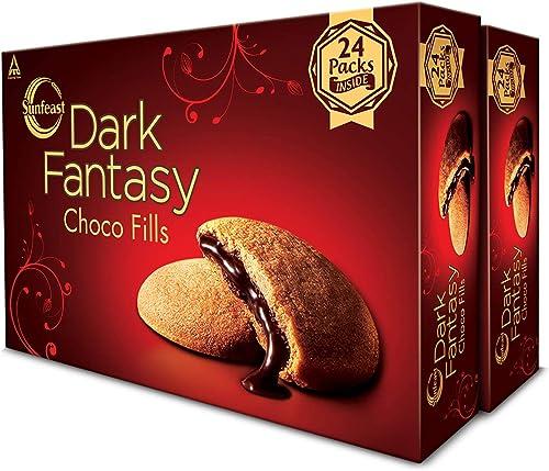 Sunfeast Dark Fantasy Choco Fills 600 g