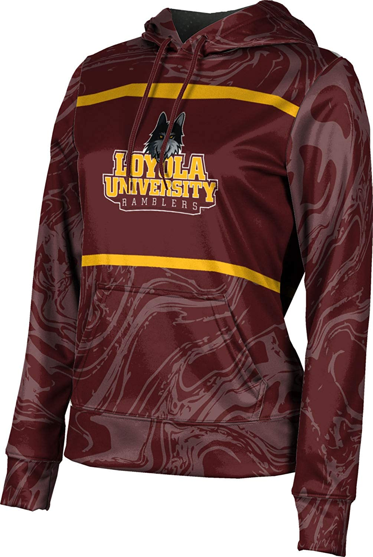 ProSphere Loyola University Chicago Pullover Hoodie Max 66% OFF Sch Women's Popularity