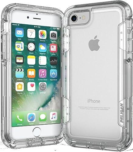 2021 Pelican outlet online sale outlet online sale Voyager iPhone 7 Case (Clear) outlet sale