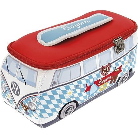 Bottle Sac à dos World-Traveler VW BUS PPD cadeaux-Set Make-up-Bag #reise