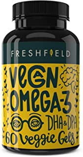 Best vegan and fish oil Reviews