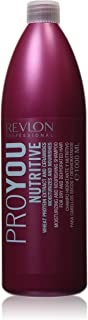 Revlon ProYou Care Nutritive Shampoo Champú - 1000 ml