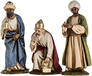Holyart Figurines for Landi nativities, Three Wise Kings 11cm, Persian Wiseman
