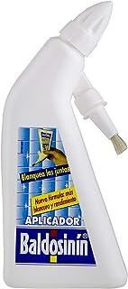 BALDOSININ  Blanquea Juntas   Aplicador Pincel   Contiene Pigmentos Blanqueantes   Uso Directo  No es Necesario Diluir en Agua   Contenido 200 ml