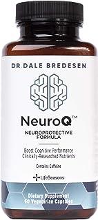 Sponsored Ad - LifeSeasons - NeuroQ - Neuroprotective Formula - Boost Cognitive Performance and Maintain Healthy Brain Fun...
