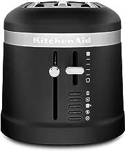 KitchenAid KMT5115BM 4 Slice Long Slot High-Lift Lever Toaster, Black Matte