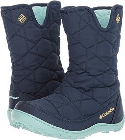 Columbia Kids - Minx™ Slip Omni-Heat™ Waterproof Boot (Little Kid/Big Kid)