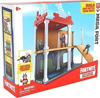 Boti 35641 – Fortnite Battle Royale Mega Fort spelset, 38 delar set för byggande av fästning, vakttorn eller blockad, med ...