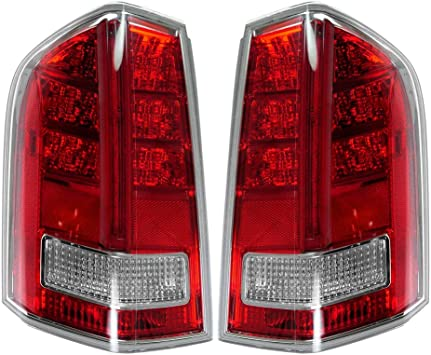 OE Replacement Tail Light Assembly CHRYSLER 300 2011-2012 Partslink CH2800196