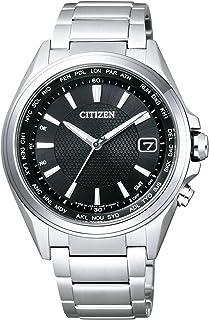 Citizen Montre de Bracelet Radio Controlled à Quartz analogique Titane cb1070–56E