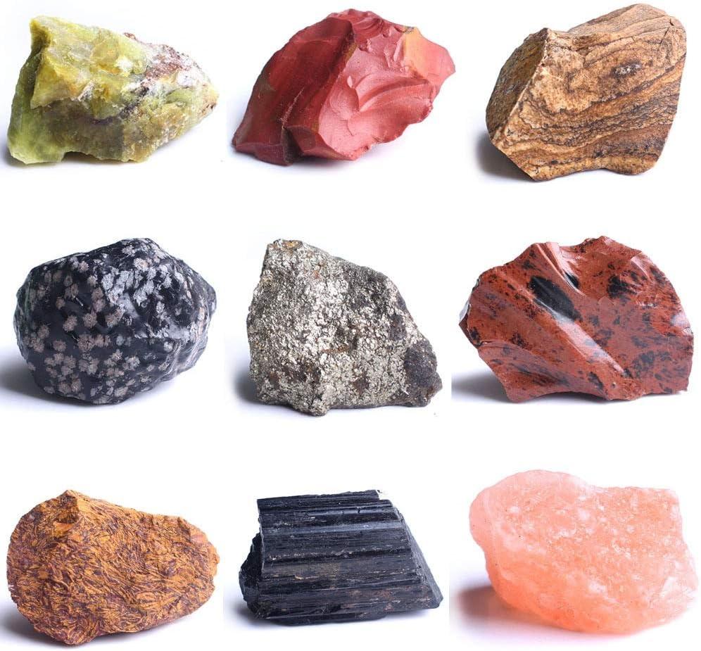 BIMUS 1pc 20-100g Natural Rose Quartz Amethyst Rough Sto Dedication Direct stock discount Crystal