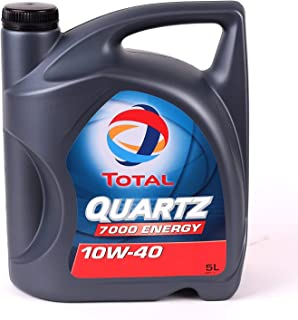 Total 5L Quartz 7000 Energy 10W-40 Aceites de Motor para