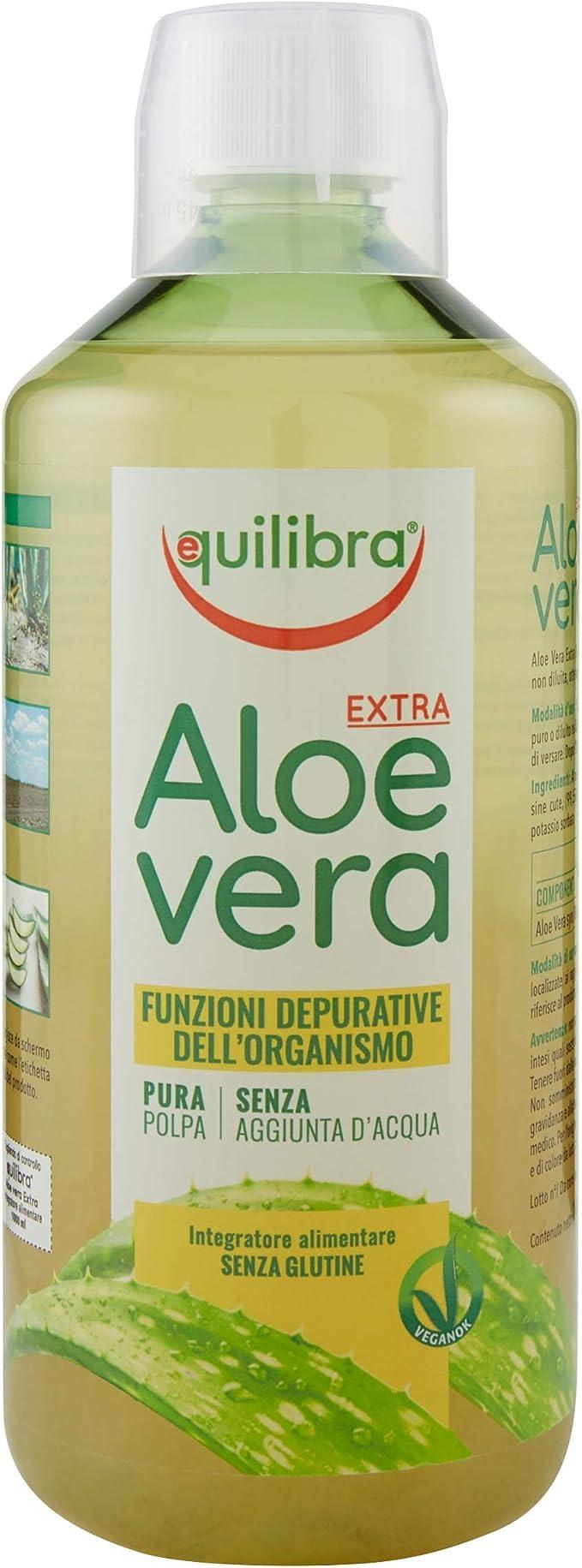 2344 opinioni per Equilibra Integratori Alimentari, Aloe