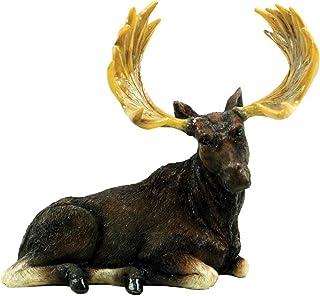Michael Carr Designs 80054 Moose Sitting