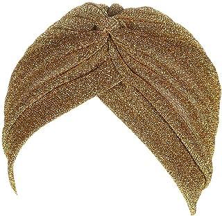 Damen Blumen Yoga Turban Beanie Hut Kopftuch Kopfbedeckung Hijab Indian Kappe