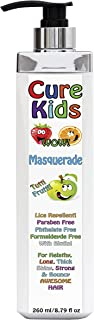 Cure Kids Wow! Masquerade Conditioner Tutti Fruity Conditioning for your kids Detangle Detangling Safe children child baby...
