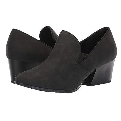 Soft Style Graze (Black Nubuck) Women