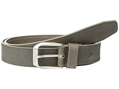 Trask Darby Belt (Light Grey) Men