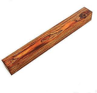 Legacy Woodturning, Cocobolo Wood Turning Blank, 1 1/2