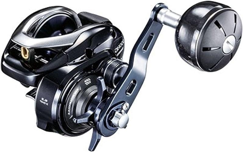 Shihommeo le Jigging Bobine  Baki  301hg (gauche Poignée) &   X3010; Japon Domestic véritable Products &   X3011;