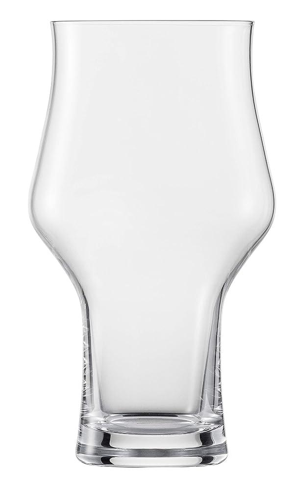 ヘクタール家庭社会ショット?ツヴィーゼル ビールグラス クリア 480ml BEER BASIC CRAFT スタウト 120713 6個入
