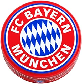 FC Bayern München Bonbons in dekorativer Metalldose FCB