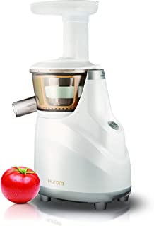 Hurom Fresh Press Juicer Single Auger Masticating Juicer (JP Series) (Renewed)