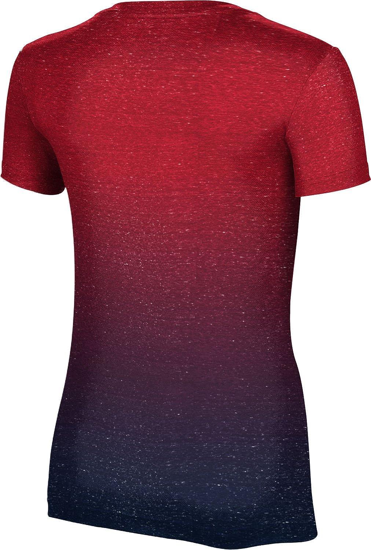 ProSphere Fresno State University Girls' Performance T-Shirt (Ombre)