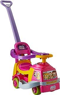 Andador Bichos com Aro Magic Toys Rosa