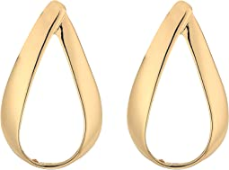 Gold Orbital Earrings