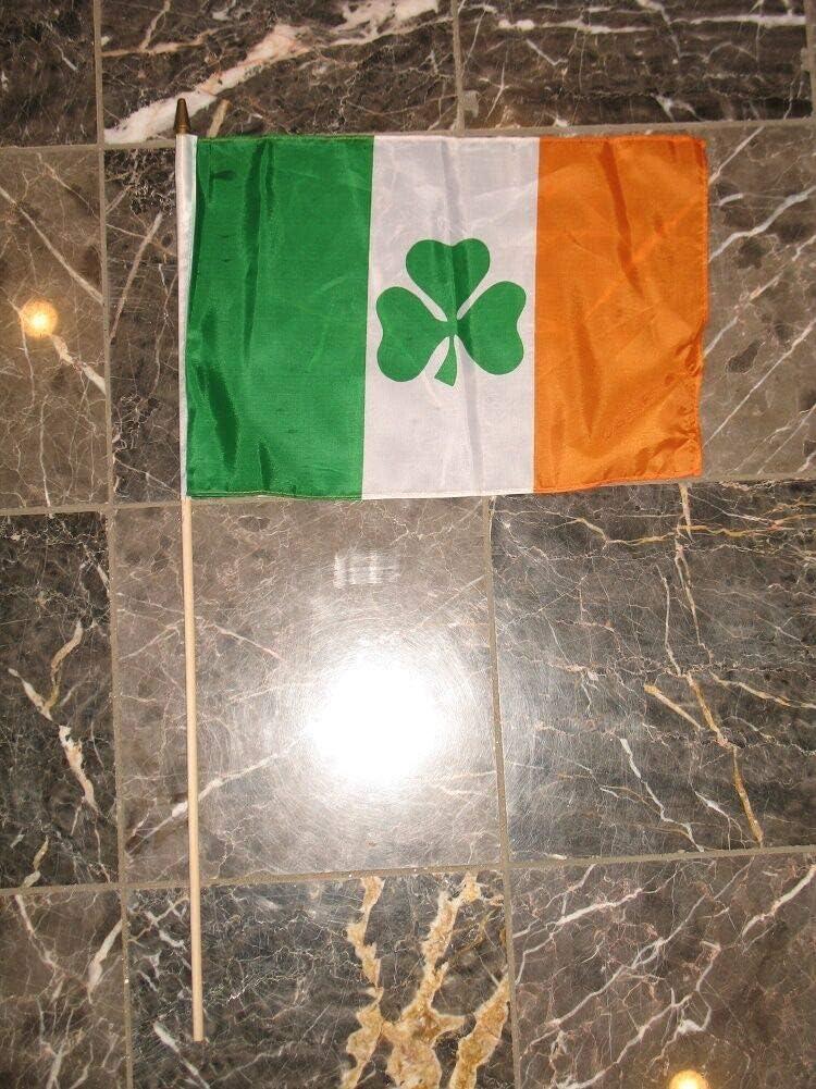 NEW before selling ☆ JumpingLight 12x18 Whole Sale Lot of Ireland Stick Ranking TOP9 24 F Shamrock