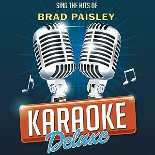 Alcohol (Originally Performed By Brad Paisley) [Karaoke Version]