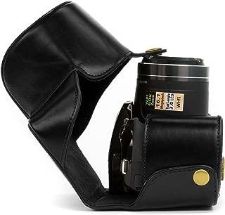 SX400IS SX170IS XS700HS SX520HS; Canon EOS M; Nikon Coolpix A S31 S30 L820 L810 L320 L310 L610 L620 P7800 P520 L330 S32 P600 P Funda C/ámara Negra Nailon Cintura Bridge Compacta Llevar Para Canon PowerShot SX500IS G15 G16 G1X SX510HS SX50HS G1X MKII