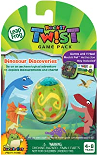 LeapFrog RockIt Twist Dinosaur Discoveries Game Pack