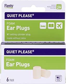 Flents Quiet Please Ear Plugs