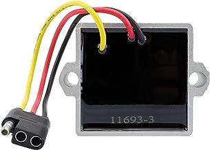 AC 1/2 Wave Voltage Regulator Rectifier For Polaris 600 RR/Euro // 600 IQ Shift/Euro Carb 2008 2009 OEM Repl.# 4011809