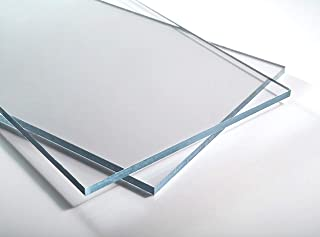 3,17 mm d/épaisseur Lot de 20 disques transparents en acrylique D/écoupe laser Plexiglas Meya